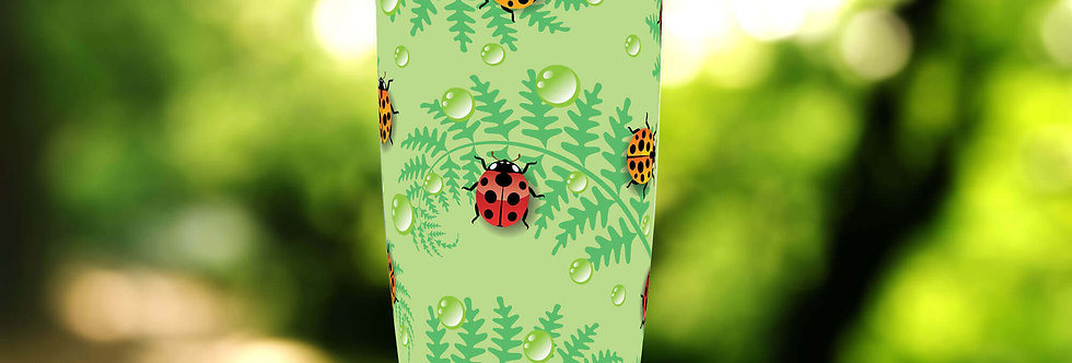 Tiny Ladybug Drops 20oz Tumbler