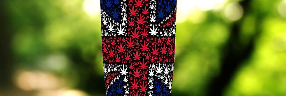 British Cannabis  20oz Tumbler