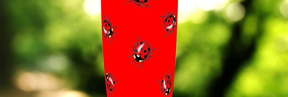 Red Ladybugs 20oz Tumbler