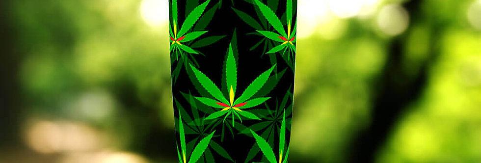Cannabis Leaf 20oz Tumbler