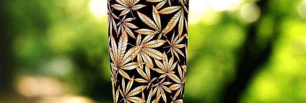 Cannabis Gold 20oz Tumbler