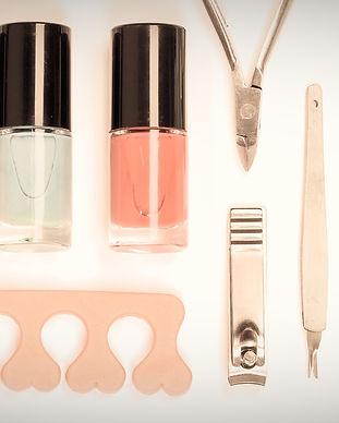 nail polish,  nail tools, nail supplies