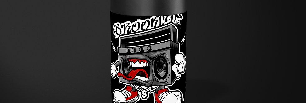 Graffiti Boom Box Beer Can Holder
