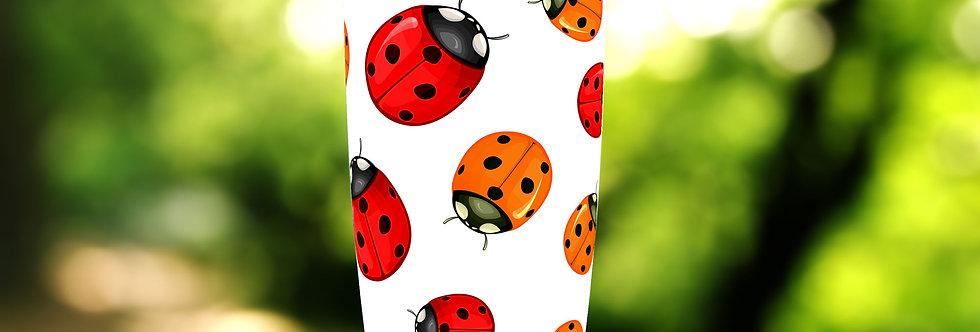 Ladybug Red-Orange 20oz Tumbler