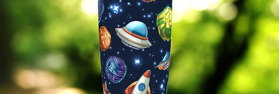 Space Ship 20oz Tumbler