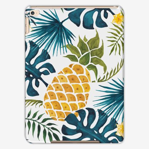 Pineapple iPad Case