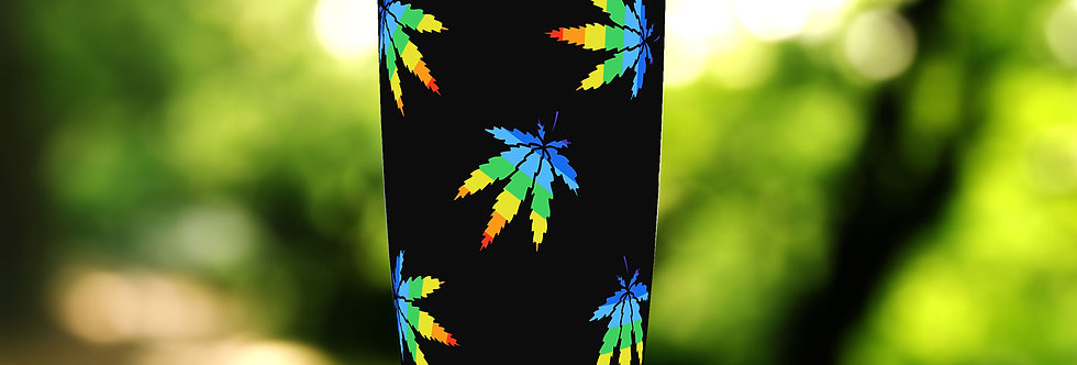 Cannabis Rainbow 20oz Tumbler