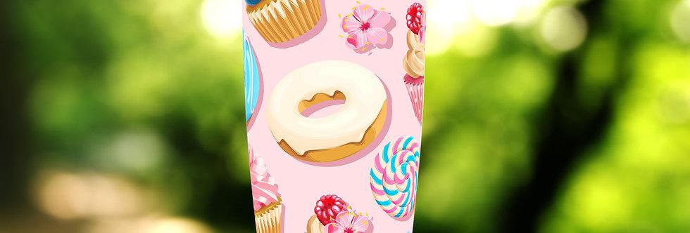 Pastel Cupcakes 20oz Tumbler