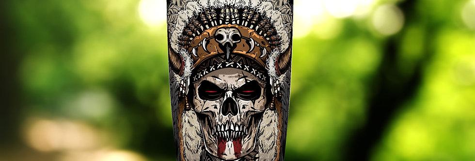 Indian Warrior 20oz Tumbler