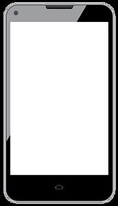 Smartphone scanning ScanCode QR code logo