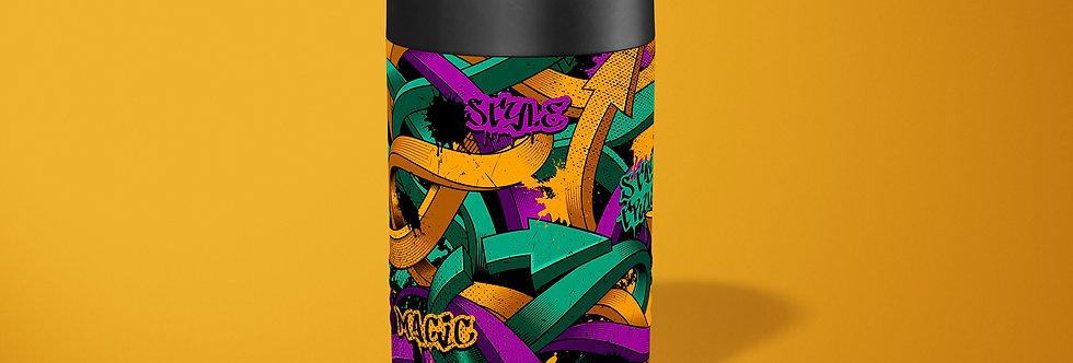 Graffiti Arrows II Beer Can Holder