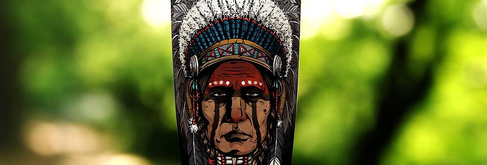 Native Indian Tribal Chief 20oz Tumbler