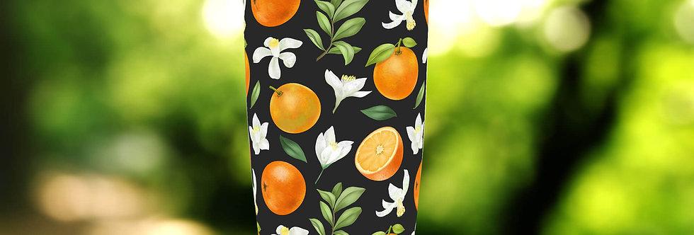 Mandarin Floral 20oz Tumbler