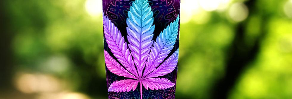 Purple Cannabis II 20oz Tumbler