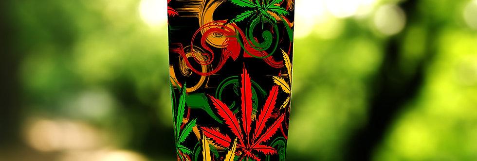Cannabis Rasta 20oz Tumbler