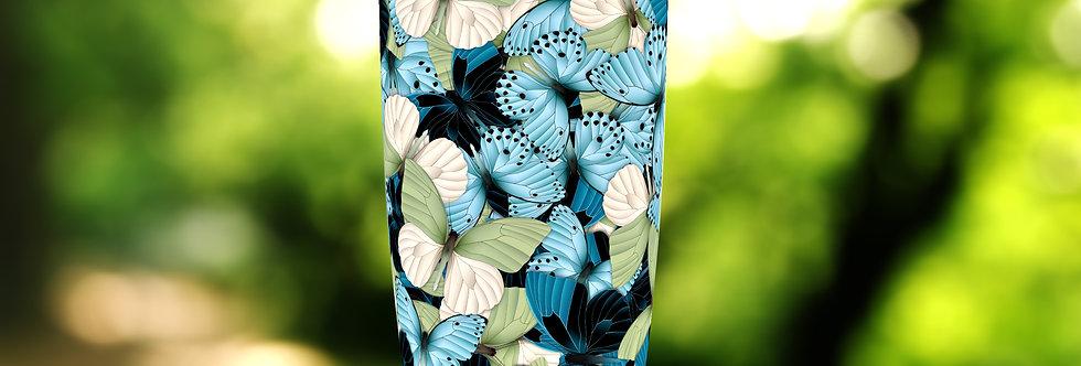 Blue Butterfly Hive 20oz Tumbler