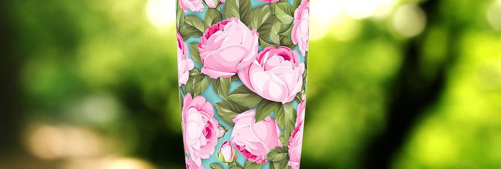 Pink Roses 20oz Tumbler