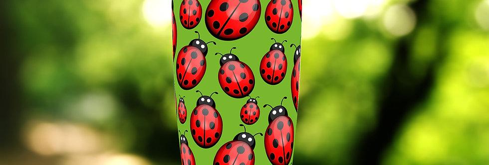 Ladybug Mania 20oz Tumbler