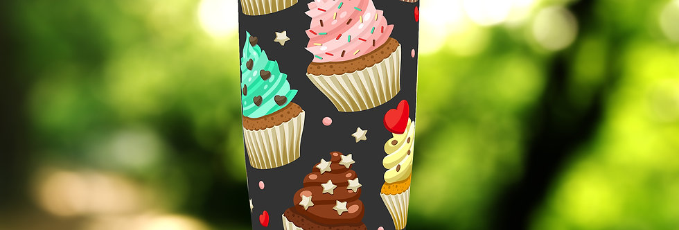 Sprinkled Cupcakes 20oz Tumbler