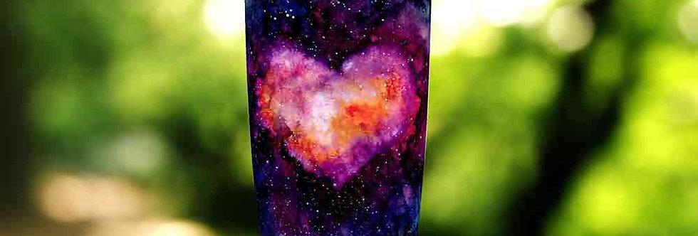 Space Heart 20oz Tumbler