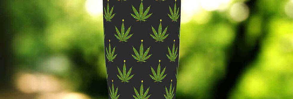 Cannabis Star  20oz Tumbler