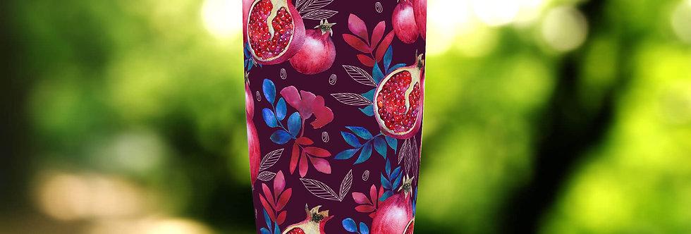 Pomegranates II 20oz Tumbler