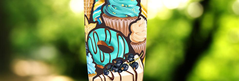 Turquoise Desserts 20oz Tumbler
