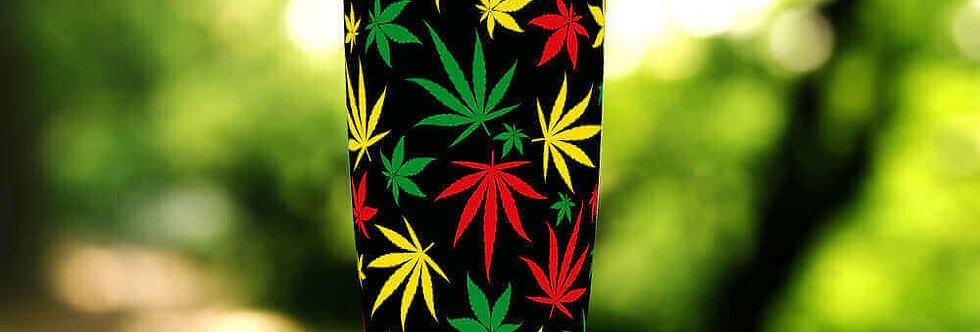 Cannabis Red 20oz Tumbler