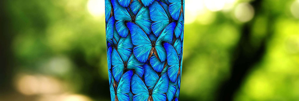 Butterfly 20oz Tumbler