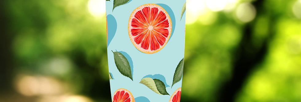 Grapefruit 20oz Tumbler