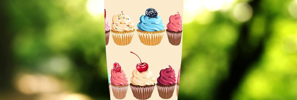 Cupcake Mania 20oz Tumbler