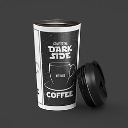Coffee Drink Tumblers