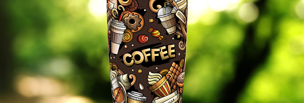 Coffee 20oz Tumbler