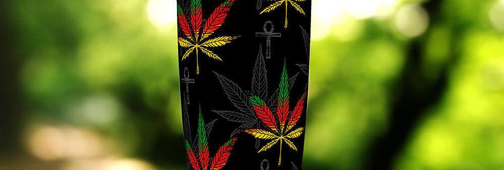Reggae Cannabis 20oz Tumbler