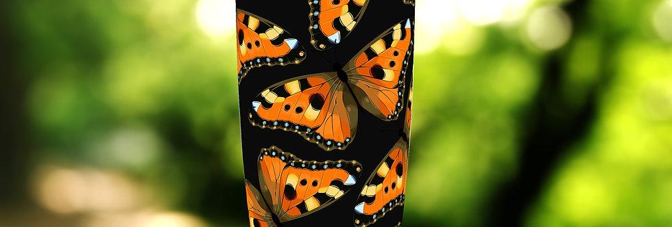 Big Orange Butterflies 20oz Tumbler