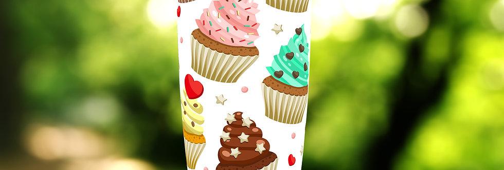 Sprinkle Cupcakes 20oz Tumbler