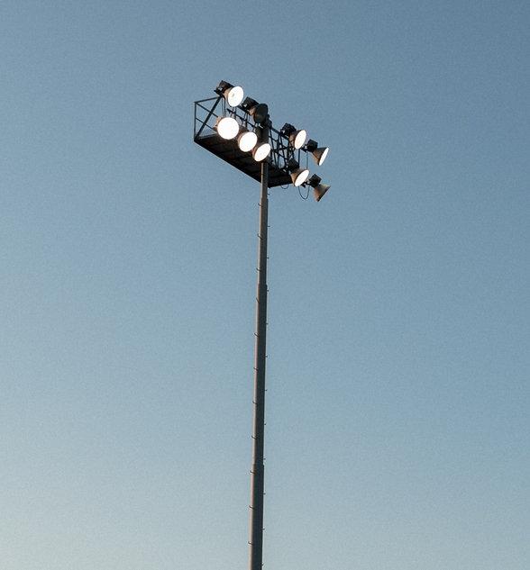 Stadium lights, ballfield lights