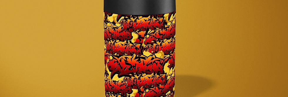 Graffiti Desert Beer Can Holder