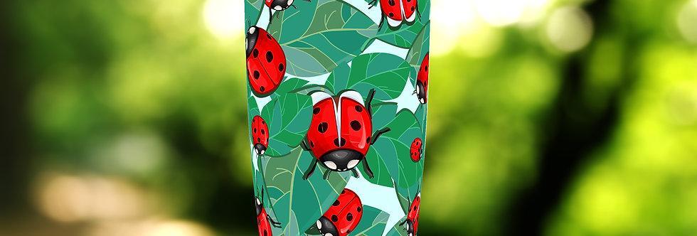 Garden Ladybugs 20oz Tumbler