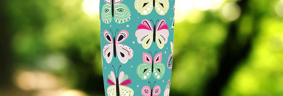 Butterflies 20oz Tumbler