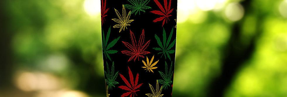 Cannabis Leafs 20oz Tumbler