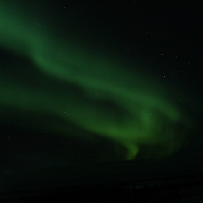 Northern Lights...fill the skies...