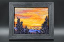 San Juan Sunset at Pilchuck