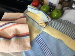 Lemonade towels