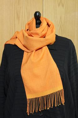 """My """"buddha"""" scarf"""