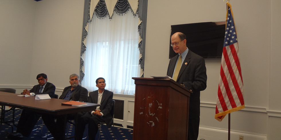 Congressional Briefing on Human Rights Situation in Sindh