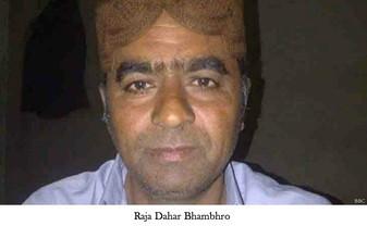 Atta Mohammed Bhambhro on involuntary enforced disappearance of his son