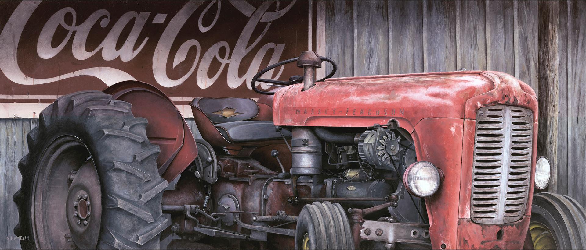 Vintage Red (SOLD)