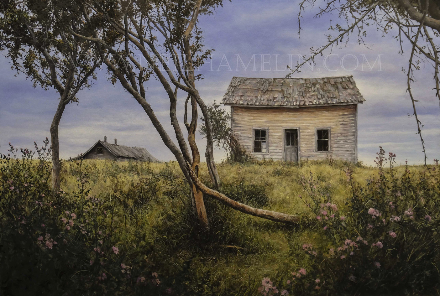 Over The Hills-SOLD