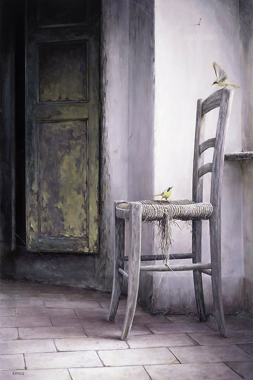 Making A Nest A Home, Limited Edition Print (Giclee)